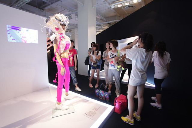 Exhibition at Shanghai