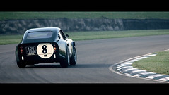Cinematic Goodwood #4 (autoidiodyssey) Tags: cinema car race vintage tiger cinematic sunbeam 1964 lister racttcelebration 2011goodwoodrevival