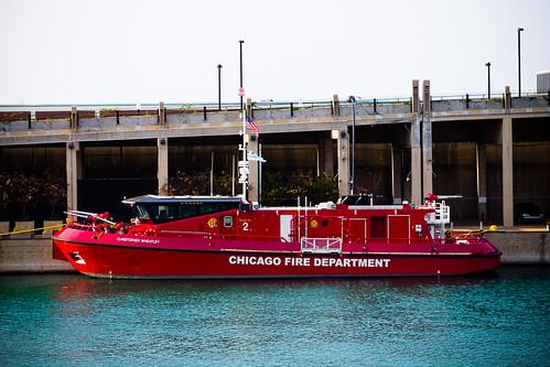 110801 Fire Boat