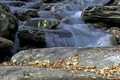 Cascade (Ken'sKam) Tags: blue autumn fall stream ridge cascade blueridgemountains parkwaynatureallnaturesparadise