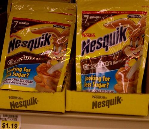 Fred Meyer Nestle Nesquik