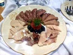 Pages' Deli Meat Platter