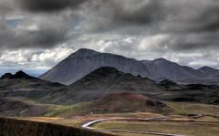 mývatn landscape