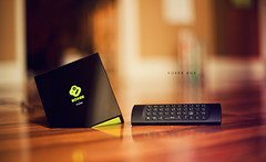 Boxee Box (isayx3) Tags: wallpaper digital wednesday 50mm nikon media dof bokeh box f14 nikkor studios tones receiver multimedia streaming d3 afs dlink hbw f14g plainjoe boee boxee isayx3 plainjoephotoblogcom