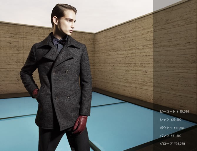Walmir Birchler0088_LANVIN COLLECTION AW11 Catalog