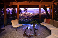 Liljestrand Residence (a room with a view) (Chimay Bleue) Tags: above ranch house mountain home skyline architecture modern hawaii design view post head hill diamond beam architect honolulu residence modernist midcentury postwar vladimir ossipoff liljestrand