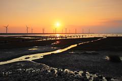 (Digital_trance) Tags: sunset canon landscapes taiwan sigma tranquility  serene   wetland        lancscape gaomei   40d canon40d 5dmarkii 5d2  5dii canon5dmarkii eos5dmarkii canon5d2 beautyoftaiwan  2011 2011