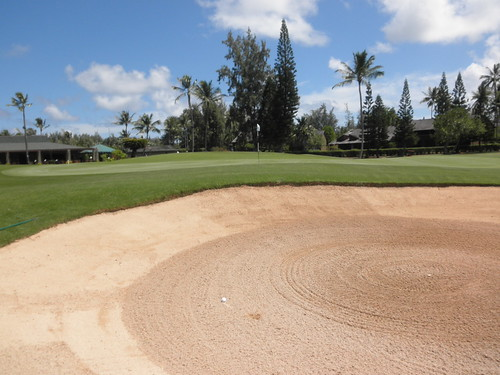 Turtle Bay Colf Course 217