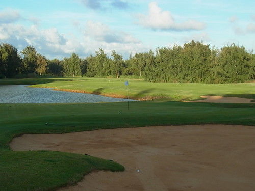 Turtle Bay Colf Course 404
