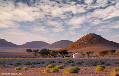 ( ibrahim) Tags: sky nature stone clouds canon landscape photography eos desert sheep image photos ibrahim abdullah      50d     canon50d