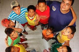 Crianças itapetinenses participam de projeto de conscientização do CRAS by portaljp