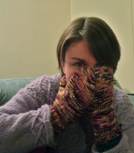 smitten mittens by gradschoolknitter