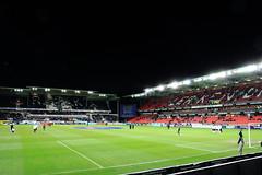 Lerkendal Stadion (The Lone CameraMan) Tags: norway canon eos football soccer trondheim rosenberg brann 60d lerkendalstadion