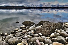 Jackson Lake Perspective HDR (Conservation Media) Tags: hdr grandtetonnationalpark jacksonlake jeremyroberts canon7d conservationmedia