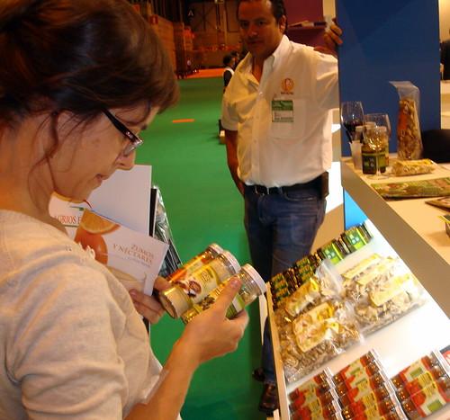 Ingredientes y la composición by Grupo THM, tecnologías horticultura mediterránea
