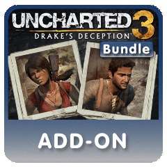 UNCHARTED 3 MP Skin Add-On