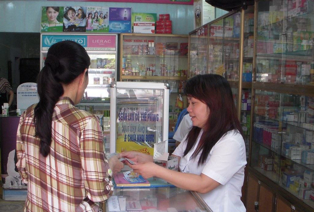 Delivering high-quality TB/HIV related information, services, and referrals to clients at  in Hai Phong, Vietnam.