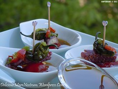 Spanish - Galician - Style Octopus Salad (DeliciousMNostrum IS NOW: tita irene) Tags: en de salad mare style delicious galicia spanish octopus irene martinez pulpo nostrum morcillo vinagreta galician ahtapot salatas ispanyol galiya usul blgesiden