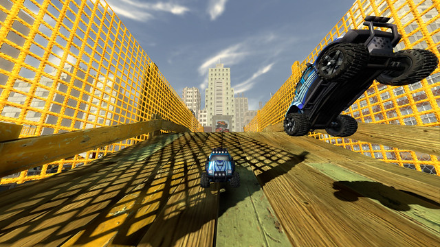 PlayStation Home: RC Rally