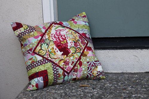 Pillow Talk Swap 6 - Parisville