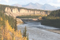 Nenana River in Alaska (peptic_ulcer) Tags: alaska canon river nenana rebelxti