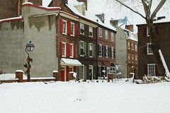 IMG_7306 (David OMalley) Tags: old city winter snow storm cold ice philadelphia university chinatown pennsylvania snowy snowstorm january freezing pa snowing philly icy blizzard phl oldcity olde phila wintry 2011