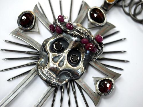 Spoon Skull Cross 7