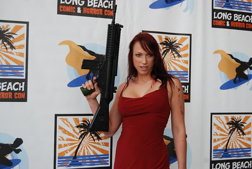 Long Beach Comic Con 2011