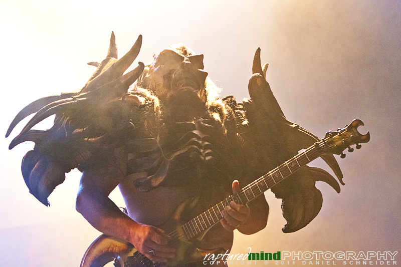 Flattus Maximus, Cory Smoot, Gwar, Summer Breeze Open Air 2010, Live, Festival, Show