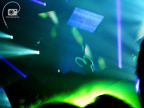 Deadmau5 Meowington's Hax Tour - Montreal - 04