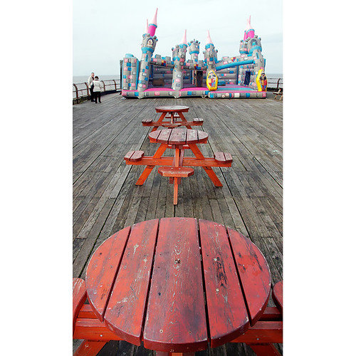 Blackpool, north pier