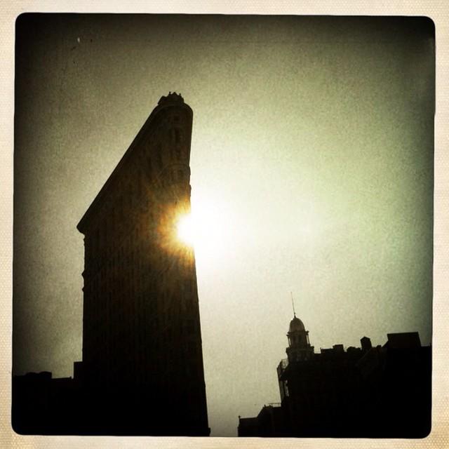 flatiron sun