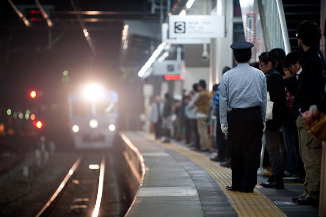 ありがとう京王電鉄井の頭線3000系 乗務区作成HM