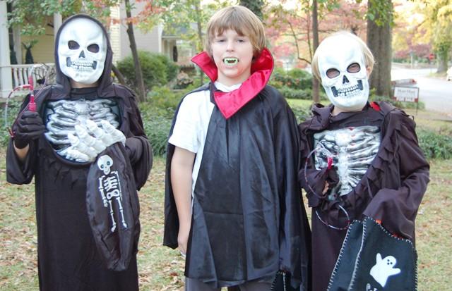 Skeletons&Vampire
