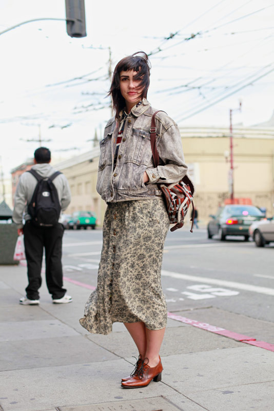 laurenwest - san francisco street fashion style
