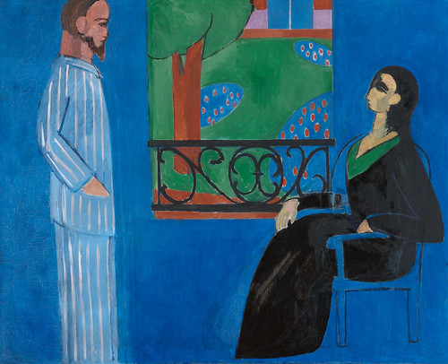 10. Conversación, Matisse