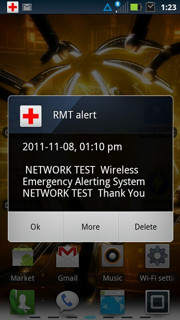 What Are These Rmt Alerts