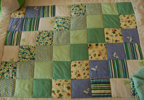 patchwork boxkleed 2