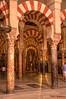 Bosque de columnas de la Mezquita de Córdoba (Pogdorica) Tags: cordoba mezquita hdr arcos columnas cruzadas cruzadasgold