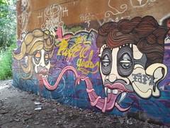 (Barrybu) Tags: street chicago art graffiti rockford