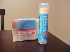Rocky Mountain Soap Company - Vanilla Candy Cane