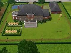 Montford Manor by cwaddell