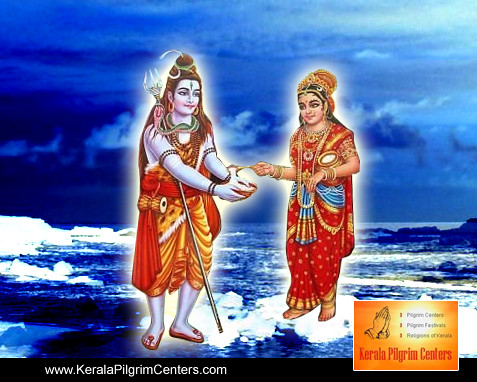 STORY OF GODDESS ANNAPOORNA AND LORD SHIVA