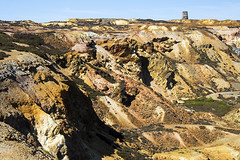 Mynydd Parys - Parys Mountain (strait forward) Tags: wales mine colours cymru copper ore coppermine workings anglesey deposits mynyddparys parysmountain sirfon