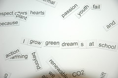 Green poetry by The Wild Center, on Flickr