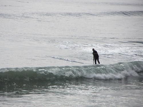 paddle surfer