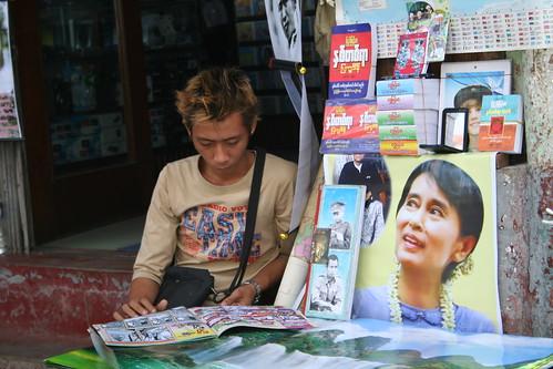 6349804440 a3a590ca7e Impresiones de Birmania (1): y la vida sigue