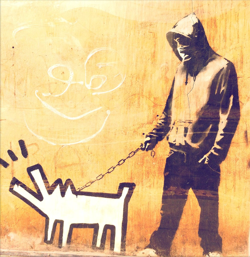 The World\'s Best Photos of banksy and thegrange - Flickr Hive Mind