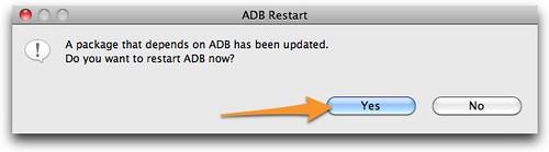 ADB Restart