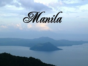 Taal Volcano Philippines